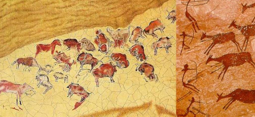 Pinturas rupestres del Museo de Altamira, Espana