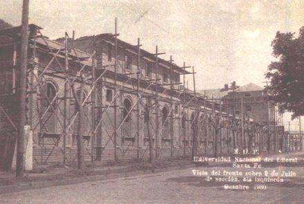 Historia UNL · Centenario