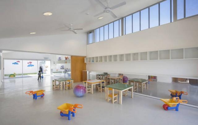 Nueva especializaci n en arquitectura para la educaci n for Edificios educativos arquitectura
