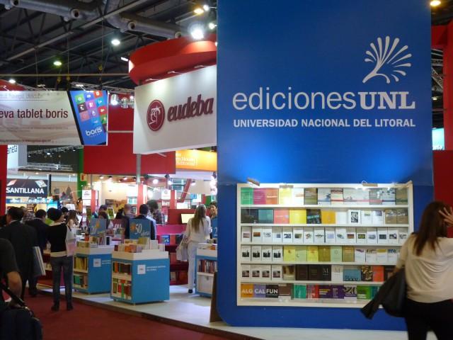 529828dda9 Ediciones UNL será parte de la Feria Internacional del Libro