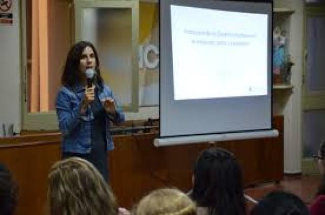 Silvina García Conto visitará la UNL.